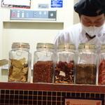 包龍 - 香辛料は中国から持ってくるそうです