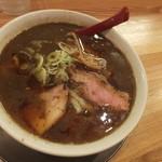 Menyashichisai - 喜多方ラーメン(煮干し)