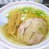 バスラーメン - 料理写真:塩ラーメン650円