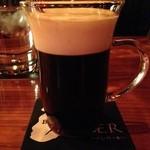 Amber - アイリッシュコーヒー