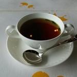 フォレスティーユ精養軒 - コンソメスープ