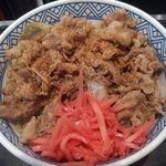 吉野家 - 牛丼並盛380円