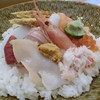 松栄寿司 - 料理写真:満彩丼 拡大