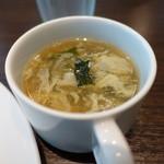 キャトルラパン - スープ