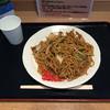 寄居パーキングエリア(下り)・スナックコーナー - 料理写真:嵐山辛もつ焼きそば 670円