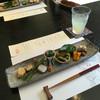虹 - 料理写真:秋の前菜