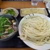 竹國 - 料理写真:肉汁うどん中盛(650円)_2015-10-14