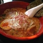 麺屋 すずらん - 海老しぼり醤油