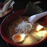 麺屋 すずらん - 海老しぼり味噌