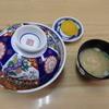 丸勝亭 - 料理写真:2015年10月 カツ丼 1050円税込
