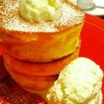 ミーズパンケーキ - リッチパンケーキ