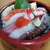 茂吉寿司 - 料理写真:海鮮丼=ちらし