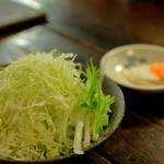 水塩土菜 - おキャベツ