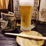 43289067 - H27.10 最初のビール!