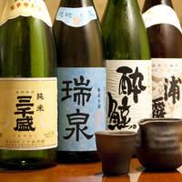 日本酒★銘酒をリーズナブルに★