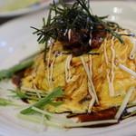 キャッツカフェ - オムライスランチ790円