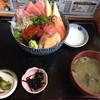 市場食堂 - 料理写真:海鮮丼1200円