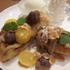 アイボリッシュ - 料理写真:季節限定 ダブルマロン