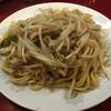 餃子菜館 清ちゃん - 料理写真:焼きそば600円(2015.10)