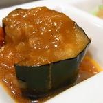 炭火串焼き&ワインバルEbisu - 茄子のミートソース煮☆♪