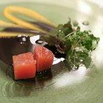 リストランテ カシーナ カナミッラ - 秋鮭