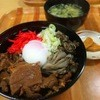 白神山地 森のえき - 料理写真:白神丼