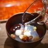 茶菓円山 - 料理写真:福蜜豆(黒蜜)