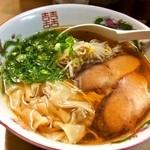 淡水軒 - ワンタン麺