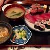 津岐鮨 - 料理写真:H27.10.18 まぐろと鉄火巻