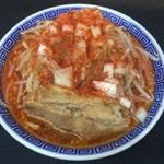 麺絆や 519 - 四川辣醤麺 [ラージャー麺]