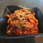土古里 - 白菜キムチ