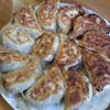 萬福 - 料理写真:焼餃子