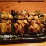 鳥貴族 - 料理写真:『もも貴族焼(たれ)』280円(税抜)×2人前