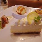 キャラメル - Wチーズケーキ(@850円)