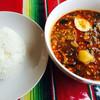 スープカレー PUNCH★ - 料理写真:納豆キーマカレー by平成の聖闘士星矢
