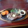 ステーキ&ハンバーグの店 いわたき - 料理写真:ステーキ(980円)
