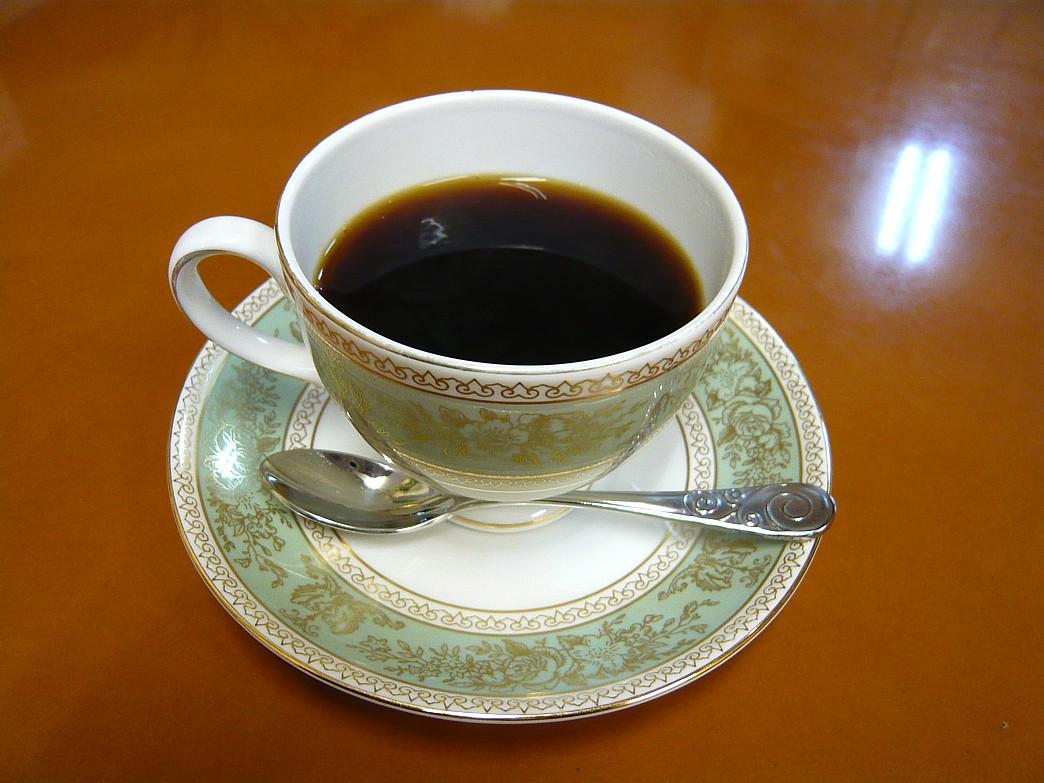 コーヒーロースト