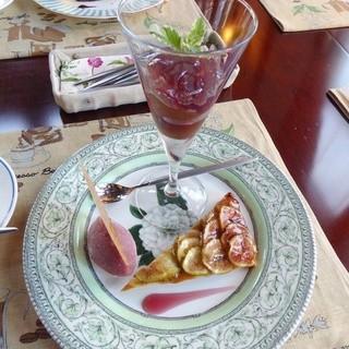 シュバルツバルト - 料理写真:移りゆく季の香り いちじく3種