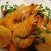 トラットリア フィオーレ - 料理写真:天使の海老のリングイネ