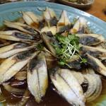 お食事処 あおき - 鰻のたたき