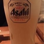 AMUSER - キンキン 冷えたグラス