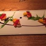 AMUSER - 前菜