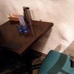 ダバインディア - 我々のテーブル