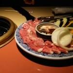 焼肉館・勝 - 料理写真: