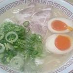 43485192 - 煮玉子らーめん 650円