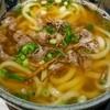 花ごよみ - 料理写真:肉うどん 2015.10
