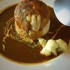 美味小屋 蛮 - 料理写真:割らなくてもあふれるチーズ