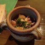 MARU - 料理写真:名物たこつぼ