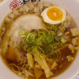 満麺亭 - 料理写真:あぶり醤油らーめん