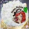 パティスリー グランソレイユ - 料理写真:キャラクタープレートはご希望のケーキにのせられます